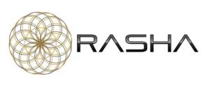 RASHAロゴ