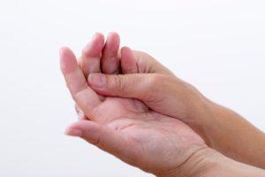 ヘバーデン結節の症状は改善します